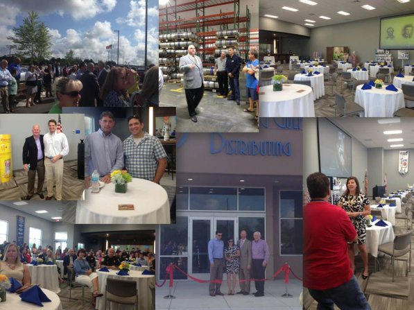 Goldring Gulf Ribbon Cutting Ceremony